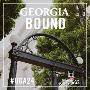 Georgia Bound Instagram